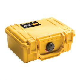 Pelican™  Case 1200 with Foam Insert – Yellow