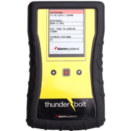 2016 ThunderBolt X2 Lightning Detector – New Features