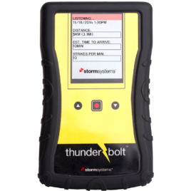 Protected: Thunderbolt X2 Severe Weather & Lightning Detector Deluxe Package