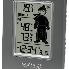La Crosse Technology WS-9640U-IT Wireless Weather Station with Oscar Outlook
