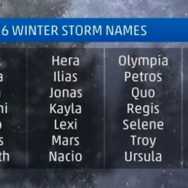 "The Weather Channel looks to trend with Winter Storm ""YOLO"""
